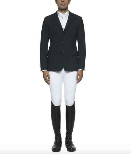 CT Mens Competition Riding Jacket Black **