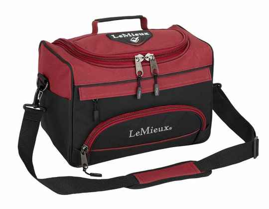 Le Mieux ProKit Lite Grooming Bag Red