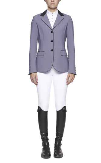 Cavalleria Toscane Competition Riding Jacket Lilac