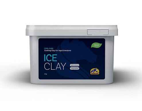 Cavalor Ice Clay 4 kg or 8 kg