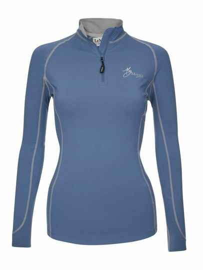 Le Mieux Base Layer Ice Blue/Grey
