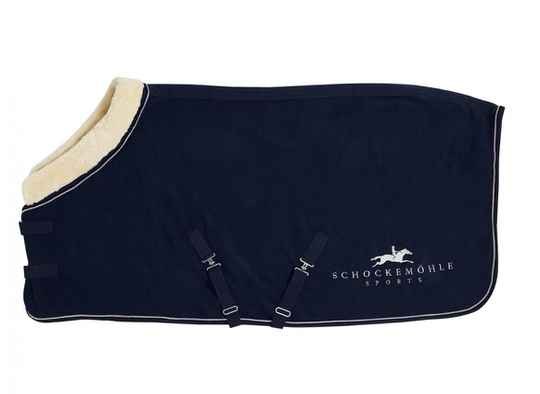 Schockemöhle Premium Fleece Rug Black *