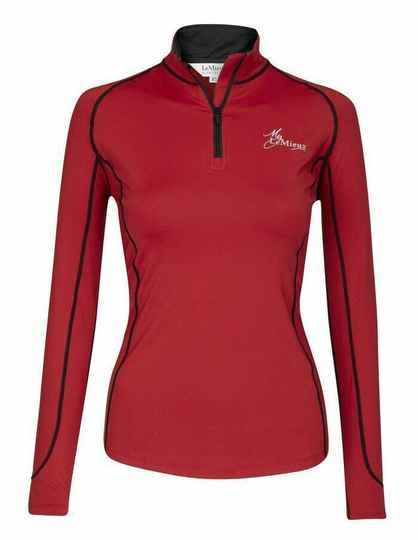 Le Mieux Base Layer Chilli Red **