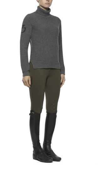 Cavalleria Toscana Turtleneck Sweater