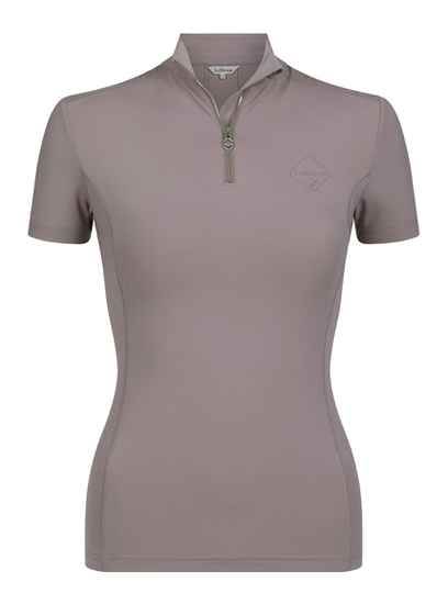 NEW LeMieux Short Sleeve Base Layer Musk