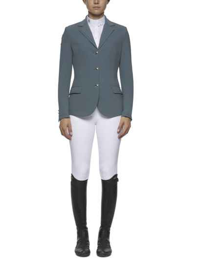 Cavalleria Toscana Competition Riding Jacket With Piping