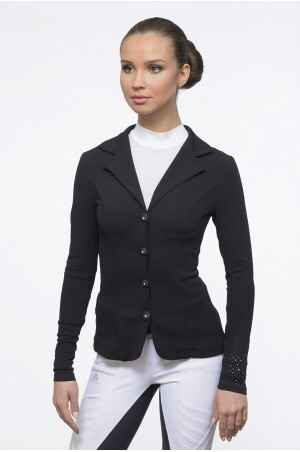 Cavalliera Riding Show Jacket Superior Black