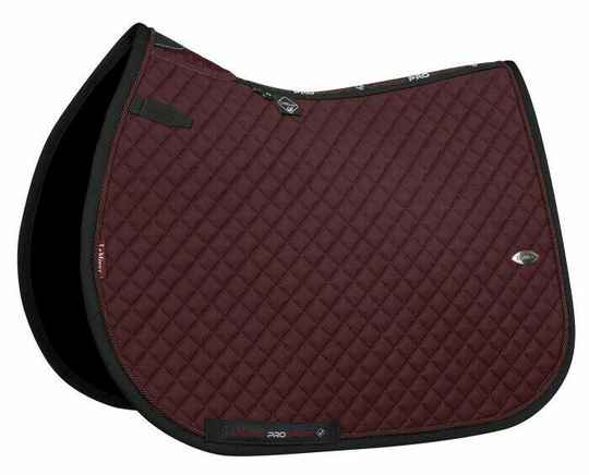 Le Mieux Wither Relief Mesh Jumping Pad Burgundy *