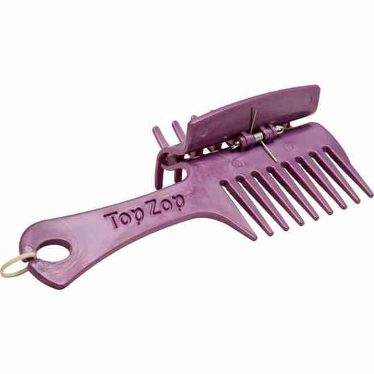 Le Mieux TopZop Plaiting Tool Paars