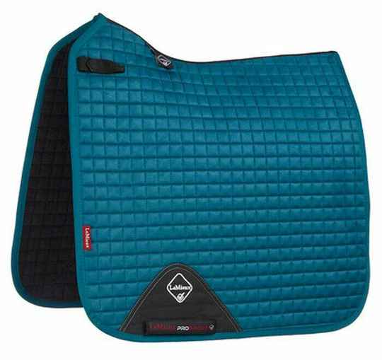 Le Mieux Luxury Dressage Square Peacock Green *