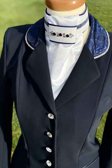 Competition Jacket Dark Blue Limited Edition 121