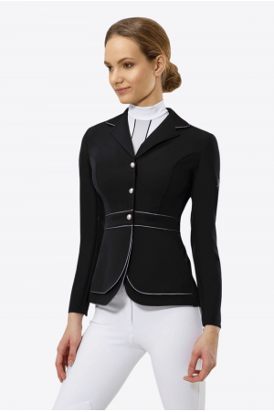 Cavalliera Riding Show Jacket Prime Black