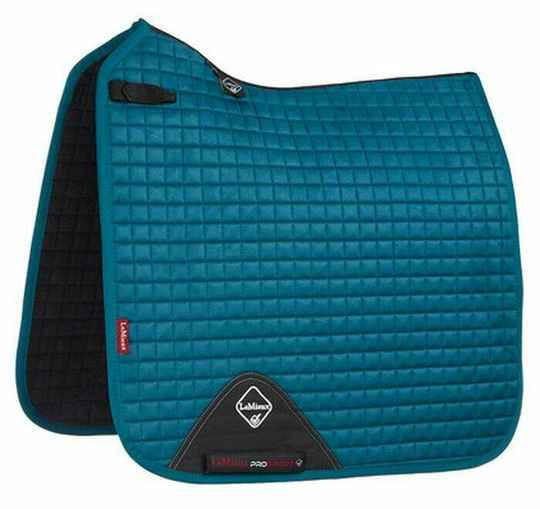 Le Mieux Luxury Dressage Square Peacock Green **