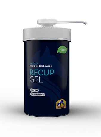 Cavalor Recup Gel 2000 ml pot + pomp