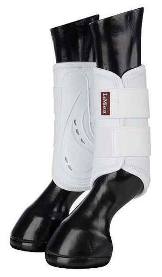 Le Mieux ProShell Brushing Boots White *