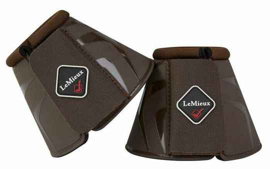 Le Mieux ProShell Over Reach Boots Brown