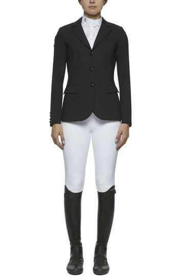 CT competition riding jacket Black **