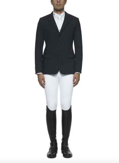 CT Mens Competition Riding Jacket Navy **