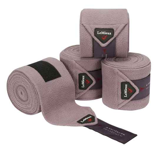 NEW LeMieux Luxury Polo Bandages Musk