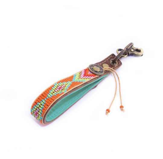Tiger Lily Keyring ONE SIZE