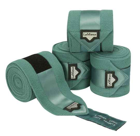 NEW LeMieux Luxury Polo Bandages Sage