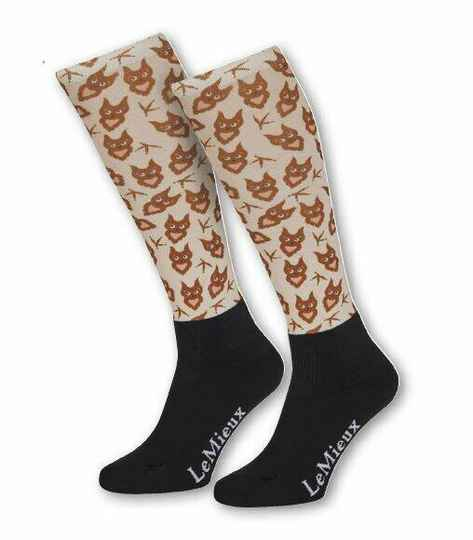 Le Mieux Footsies Socks Owl