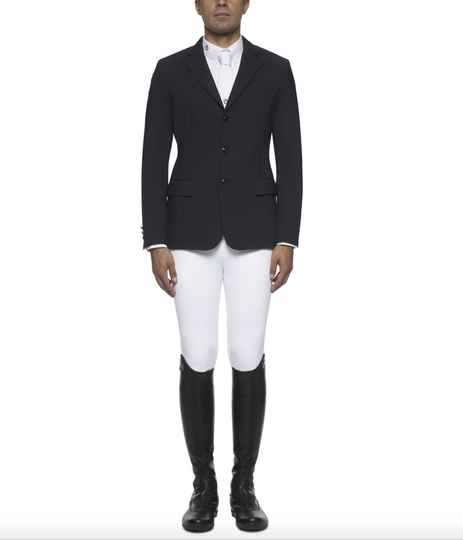 CT Mens Competition Riding Jacket Black