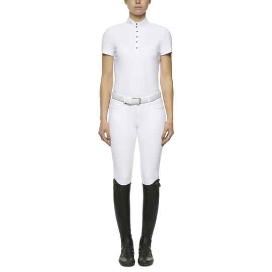 Cavalleria Toscana Competition Shirt CAD179 Wit