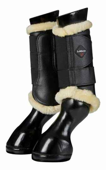 Le Mieux Fleece Lined Brushing Boots *
