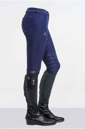 Cavalliera Breeches Royal Ride Full Seat Blue