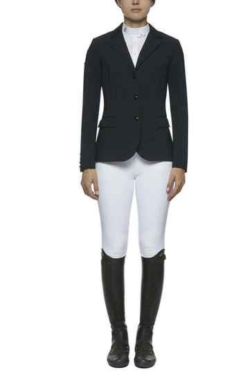 CT competition riding jacket Navy **