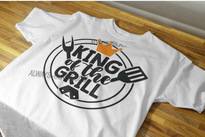 King of the Grill 2 Tshirt