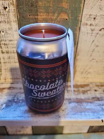 Chocolate Sweater CANdle 🍫