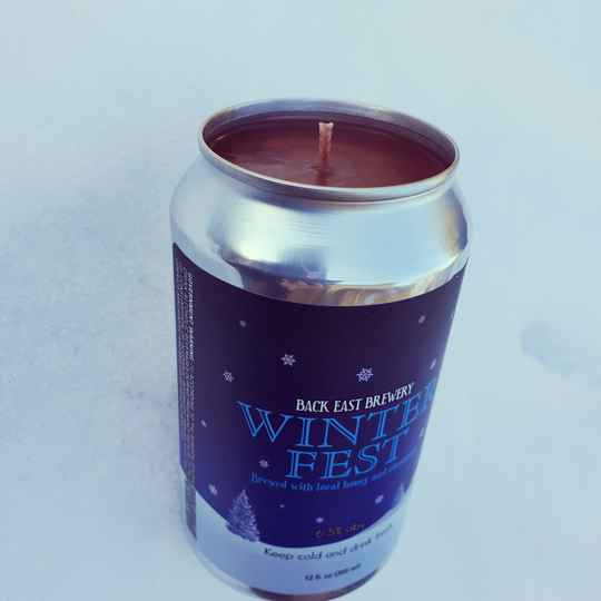 Winter Fest CANdle