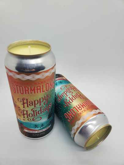 Happy Holidays - Stormalong CANdle