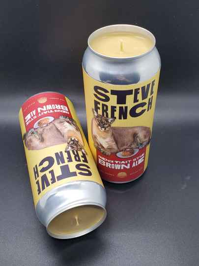 Steve French CANdle