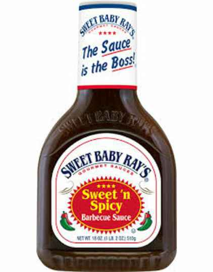 Sweet Baby Rays Sweet'n Spicy Barbecue sauce 530ml