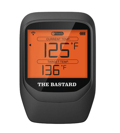 The Bastard Prof Bluetooth Thermometer incl 2 probes