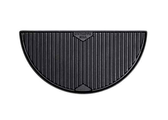 The Bastard Cast iron Half Moon Griddle Large