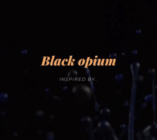 Wax Melts - Inspired by Black Opium