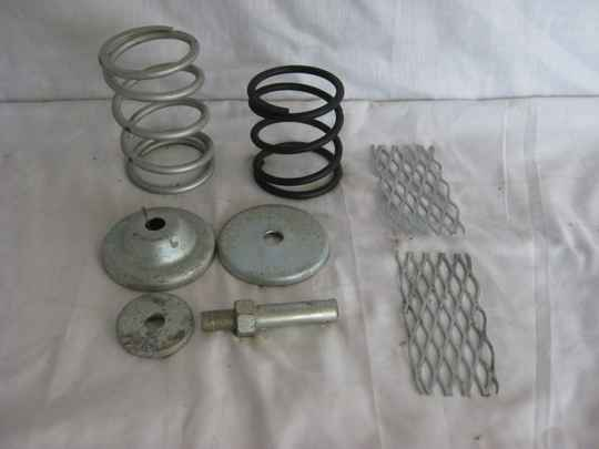 Gearbox Mounting Coil Spring, Rear,  Set