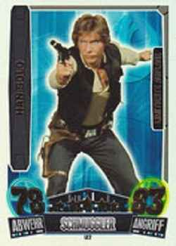 LE2 - Han Solo - Smuggler - German Limited Edition - FAMOV3
