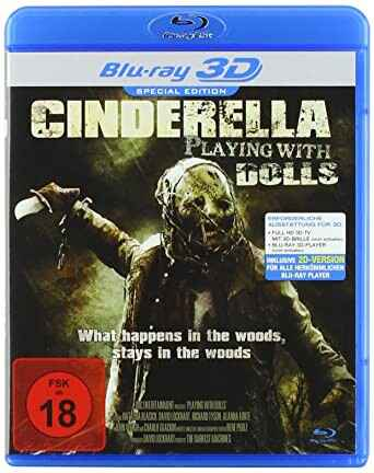 Cinderella - Playing with Dolls [3D Blu-ray] [Special Edition]