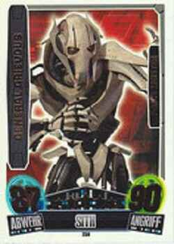 238 - General Grievous - Sith - Force Meister  - FAMOV3