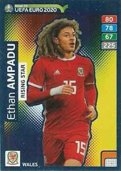 296 - Ethan Ampadu  - Rising Star - Road to Euro Cup 2020