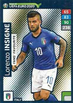 258 - Lorenzo Insigne  - Fans Favourite - Road to Euro Cup 2020