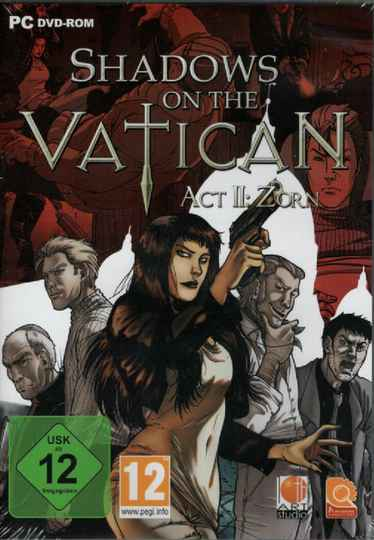 Shadows on the Vatican Act II: Zorn (PC-DVD)