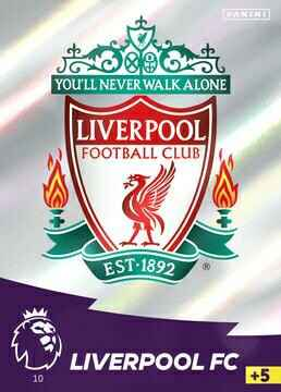 10 - Club Badge - Liverpool -   AXPL 20/21