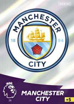 28 - Club Badge - Manchester City   - AXPL 20/21