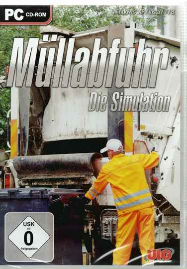 Müllabfuhr - Die Simulation (PC, 2013, DVD-Box)